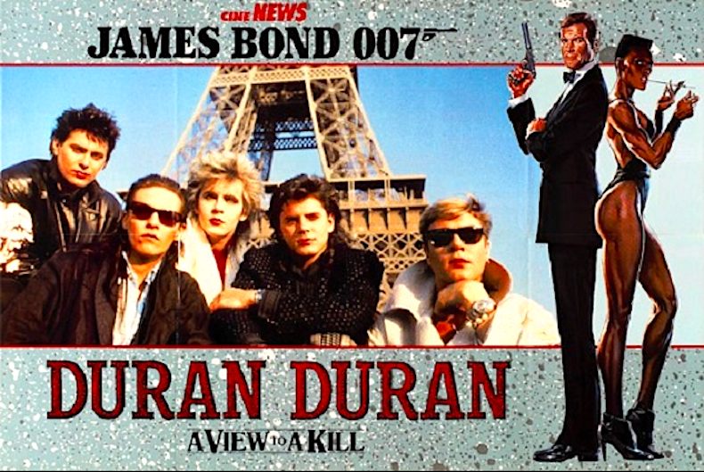 It Was 35 Years Ago Today: Duran Duran's A View To A Kill + how ...